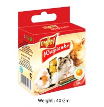 Vitapol Mineral Block Orange Rodent 40 Gm