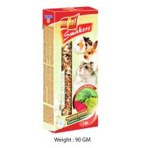 Vitapol Vegetable Smakers Rodents Food 90 Gm