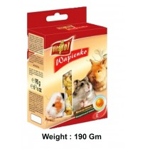 Vitapol Xl Mineral Block Orange Rodent 190 Gm