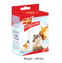 Vitapol Xl Natural Mineral Blocks Rodents 190 Gm