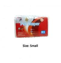 Super Dog Pet Diaper Small