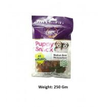 Gnawlers Puppy Snack Medium Bone 250 Gm