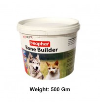 Beaphar Dog Supplements Bone Builder 500 Gm