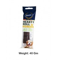 Gnawlers Dog Treats Hearty Roll Chicken Flavour 5 Inch 40 Gm