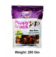Gnawlers Dog Treats Puppy Snack Mini Bone 250 Gm