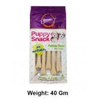 Gnawlers Dog Treats Puppy Snack Pettide Bone 40 Gm