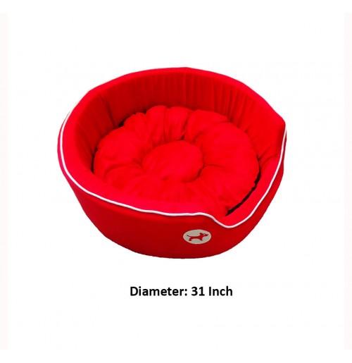 Super Dog Fancy Dog Bed Medium