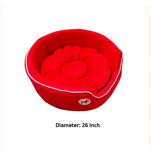 Super Dog Fancy Dog Bed Small