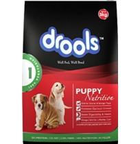 Drools Puppy Food 100% Vegetarian 3kg