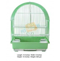 Bird Cage Curve Small Green