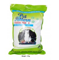 Pet Pattern Cat Litter 5 Kg