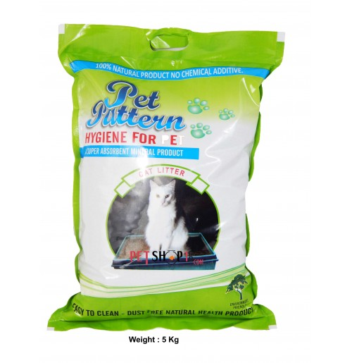 Pet Pattern Cat Litter