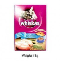 Whiskas Cat Food Ocean Fish 7kg