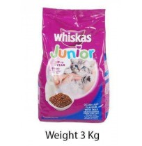 Whiskas Kitten Food Ocean Fish 3kg