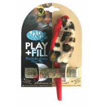 Pets Brand Cat Play and Fill Refillable Cat Toy