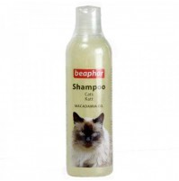 Beaphar Cat Shampoo Katt Macadamia Oil 250 Ml