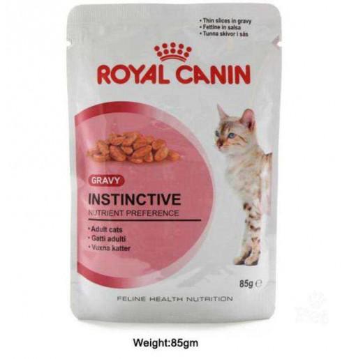 royal canin instinctive 85gm cat buy at. Black Bedroom Furniture Sets. Home Design Ideas