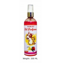 Robust Pet Perfumes Strawberry and Vanilla 200ml