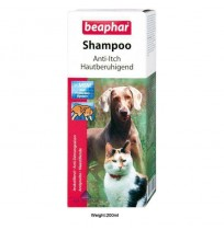 Beaphar Anti Itch Dog And Cat Shampoo 200 Ml