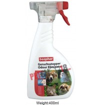 Beaphar Odour Eliminator For Pets 400ml
