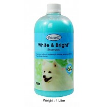 Petswill White And Bright Shampoo 1 Litre