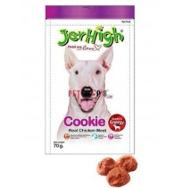 Jerhigh Dog Treats Cookie 70gm