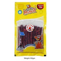 Super Dog Dog Treats Munches Stick Mutton 10 In 1
