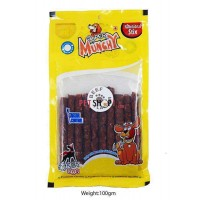 Super Dog Dog Treats Munches Stick Beef 10 In 1