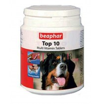 Beaphar Dog Supplements Top 10 Multi Vitamin 160 Tabs