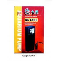 Nine Star Aquarium Pump NSF360