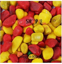 Yellow Red Stones Medium