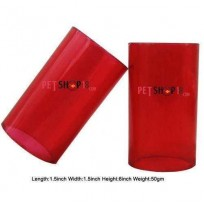 Fluorescent Hiding Tube Red L