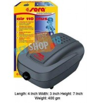 Sera Air Pump 110 Plus