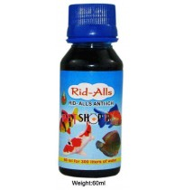Rid All Fishes Med and Supplements Anti-Ich 60ml
