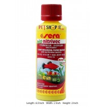 Sera Fishes Med and Supplements Bio Nitrivec 250 ml