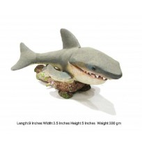 Killer Shark Medium Aquarium Decor