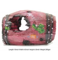 Pink Hollowed Barrel Large