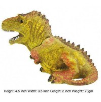 Yellow Imported Dinasaur Aquarium Toy