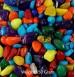 Multicolor Aquarium Gravel Small