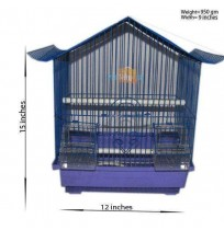 Bird Cage Hut Shape Small