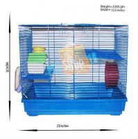 Colorful Guinea Pig and Hamester Cage