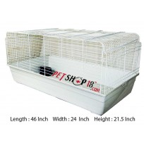 Rabbit And Guinea Pig Cage XL