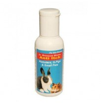 Dr Bronsons Minims Anti Itch for Small Pets 50ml