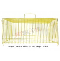 Yellow Cage For Small Pets