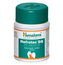Himalaya Dog Supplements Nefrotec Ds 60 Tab
