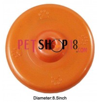 Super Dog Dog Toy Frisbee Disc Orange Large