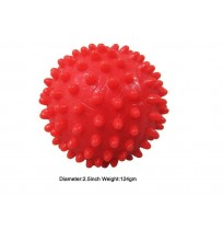 Super Dog Dog Toy Spikes Rubber Ball Large