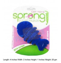 Sprong Fish Cat Toy
