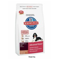 Hills Science Plan Adult Lamb And Rice 3kg