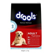 Drools Adult Chicken and Veg 1.2 kg